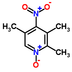 4-硝基-2,3,5-三甲基吡啶-N-氧化物|86604-79-7|2,3,5-Trimethyl-4-nitropyridine 1-oxide